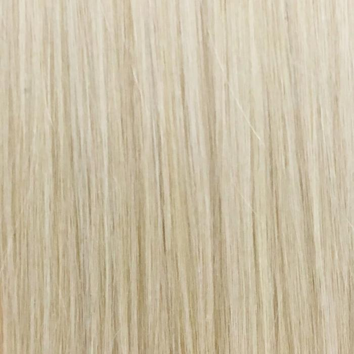 very light blonde hair color extensions