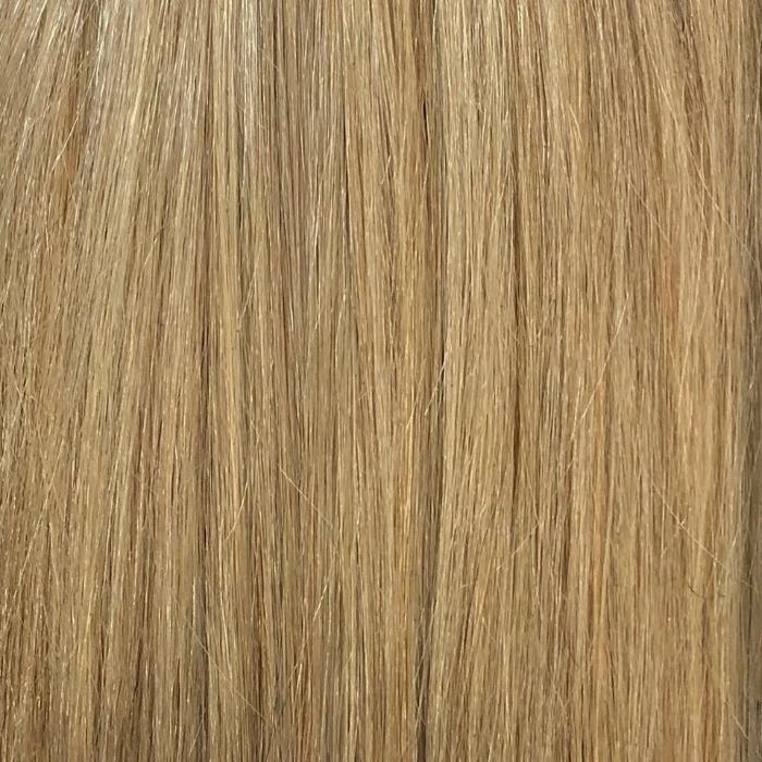 Live N Clip Seven Pieces Extension 100% Remy Human Hair Length 18""