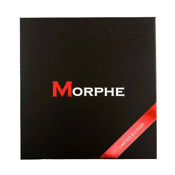 Morphe Limited Edition 25B Bronzed Mocha Artistry Eyeshadow Palette