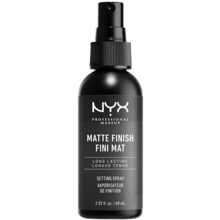 NYX Professional Makeup Matte Finish Setting Spray 2.03oz / 60ml