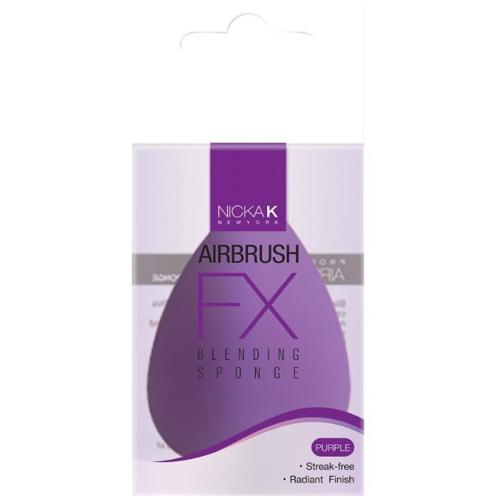 Nicka K Airbrush FX Blending Sponge Purple