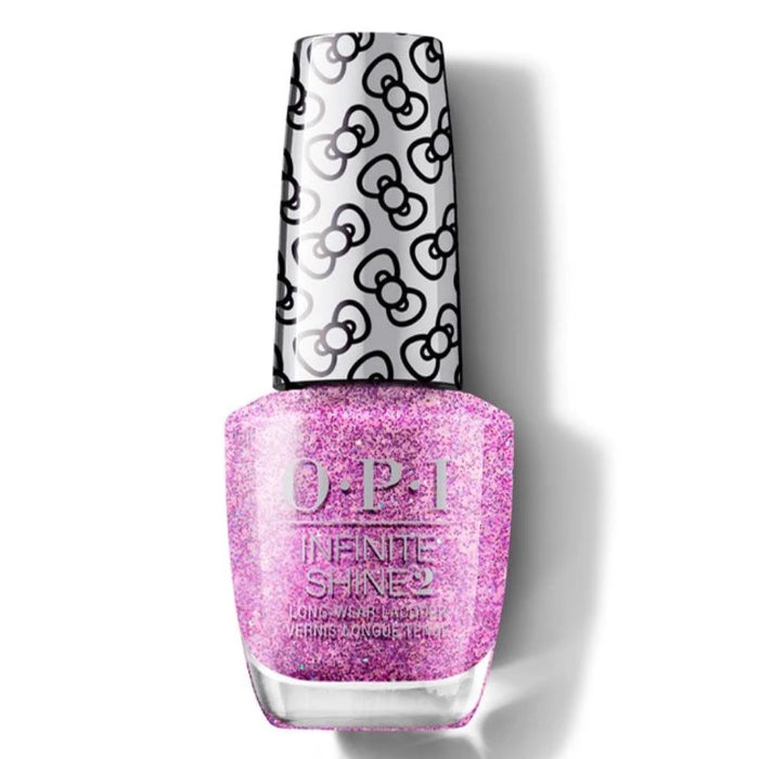 O.P.I Infinite Shine 2 Long-Wear Nail Polish Hello Kitty Collection 0.5oz / 15ml