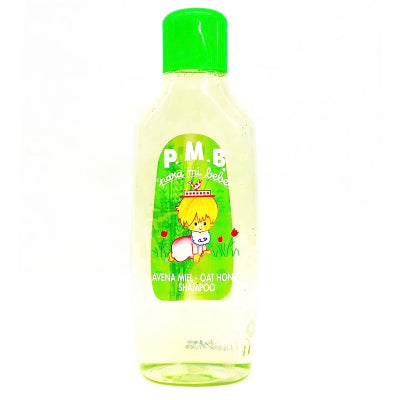 P.M.B. Para Mi Bebé Oat Honey Shampoo 25oz / 750ml