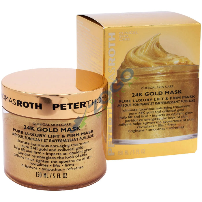 Peter Thomas Roth 24K Gold Mask Pure Luxury Lift & Firm Mask 5oz / 150ml