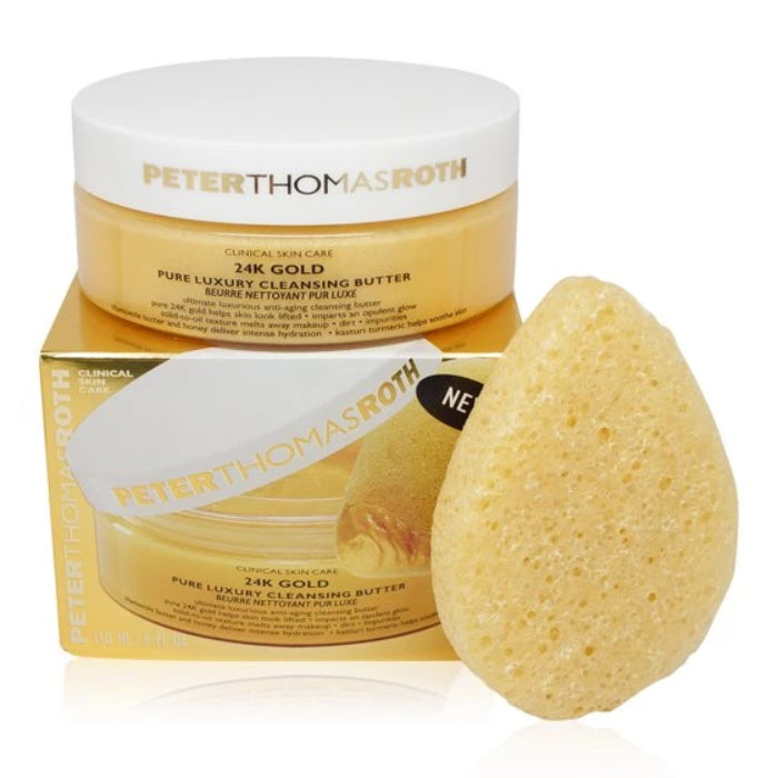 Peter Thomas Roth 24K Gold Pure Luxury Cleansing Butter 5oz / 150ml