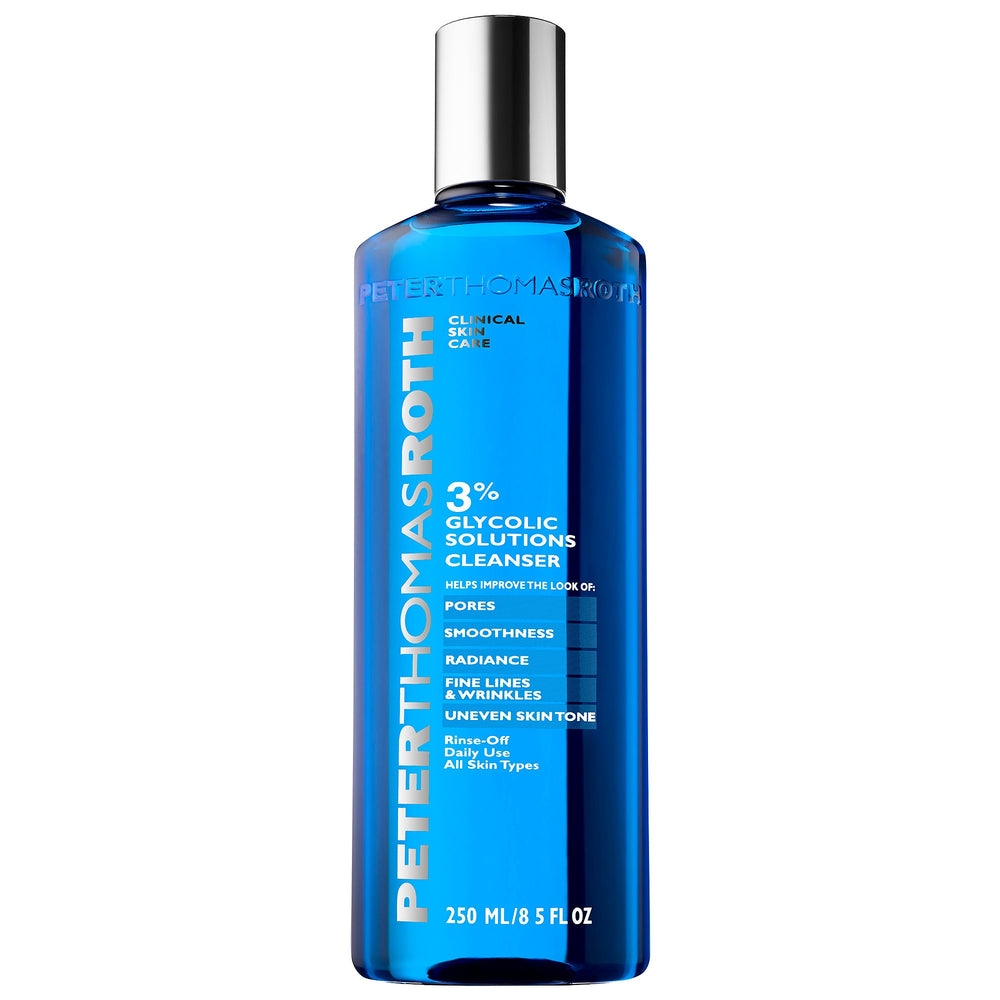 Peter Thomas Roth 3% Glycolic Solutions Cleanser 8.5oz / 250ml