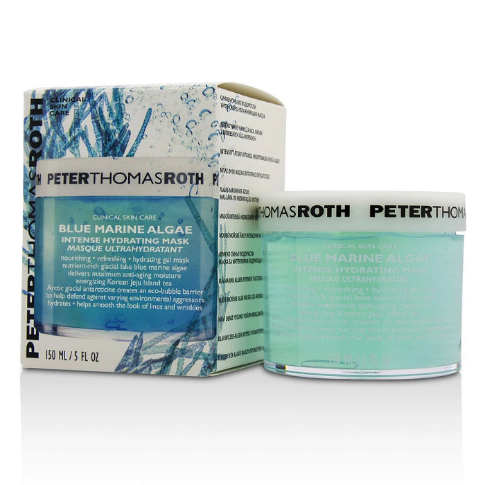 Peter Thomas Roth Blue Marine Algae Intense Hydrating Mask 5oz / 150ml