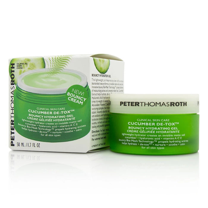 Peter Thomas Roth Cucumber De-Tox Bouncy Hydrating Gel 1.7oz / 50ml