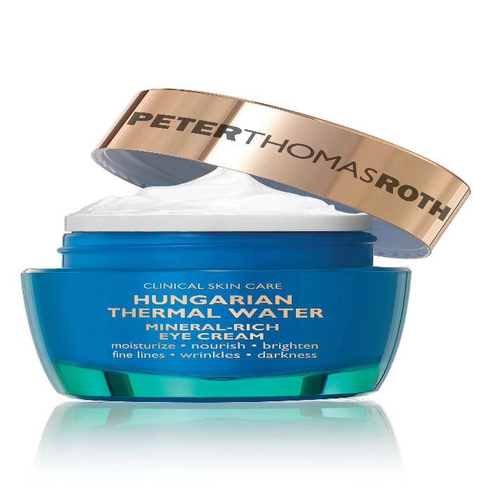 Peter Thomas Roth Hungarian Thermal Water Mineral-Rich Eye Cream 0.5oz / 15ml