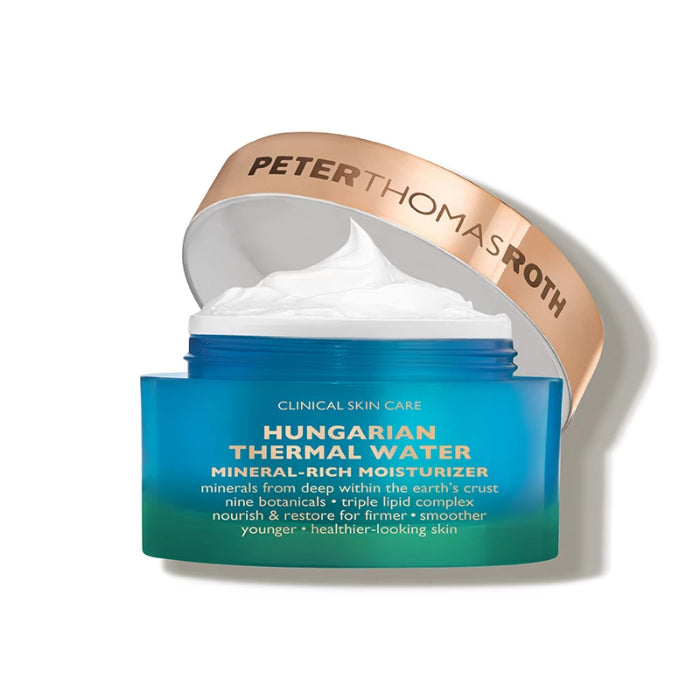 Peter Thomas Roth Hungarian Thermal Water Mineral-Rich Moisturizer 1.7oz / 50ml