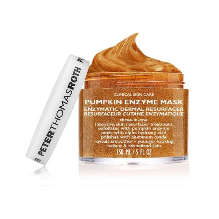 Peter Thomas Roth Pumpkin Enzyme Mask Enzymatic Dermal Resurfacer 5oz / 150ml