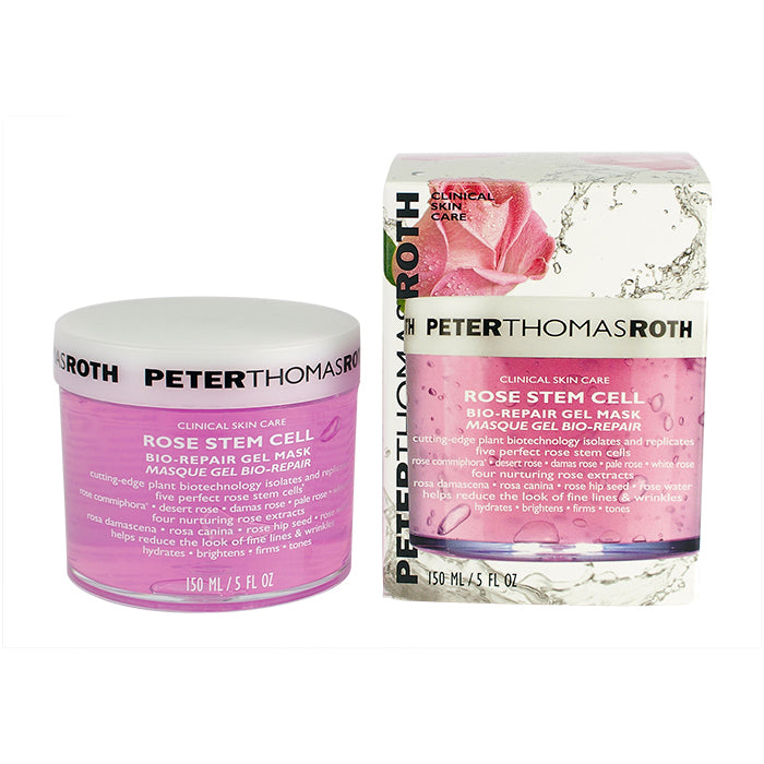 Peter Thomas Roth Rose Stem Cell Bio-Repair Gel Mask 5oz / 150ml