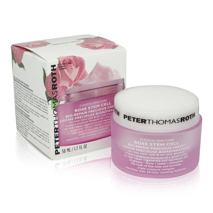 Peter Thomas Roth Rose Stem Cell Bio-Repair Precious Cream 1.7oz / 50ml