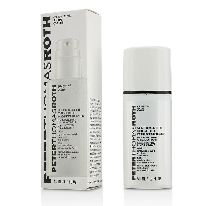 Peter Thomas Roth Ultra-Lite Oil-Free Moisturizer Gel-Lotion 1.7oz / 50ml