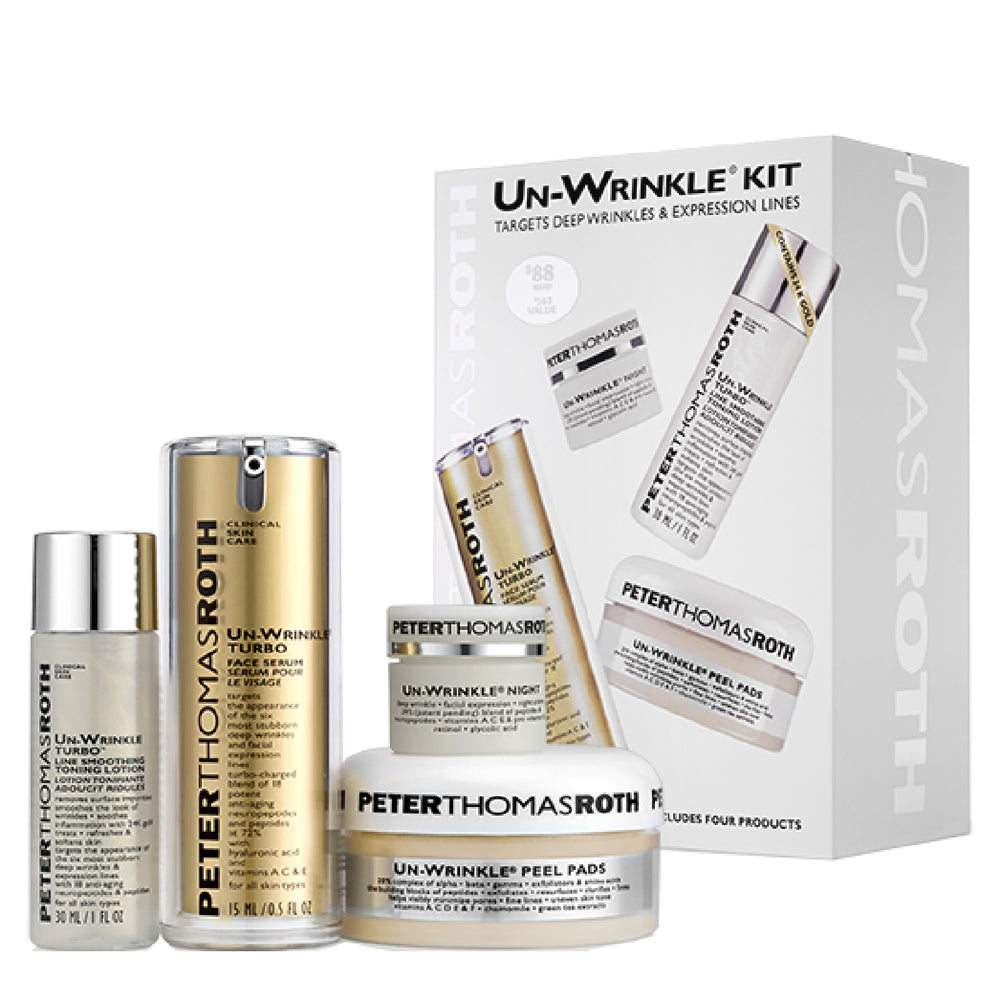 Peter Thomas Roth Un-Wrinkle Kit