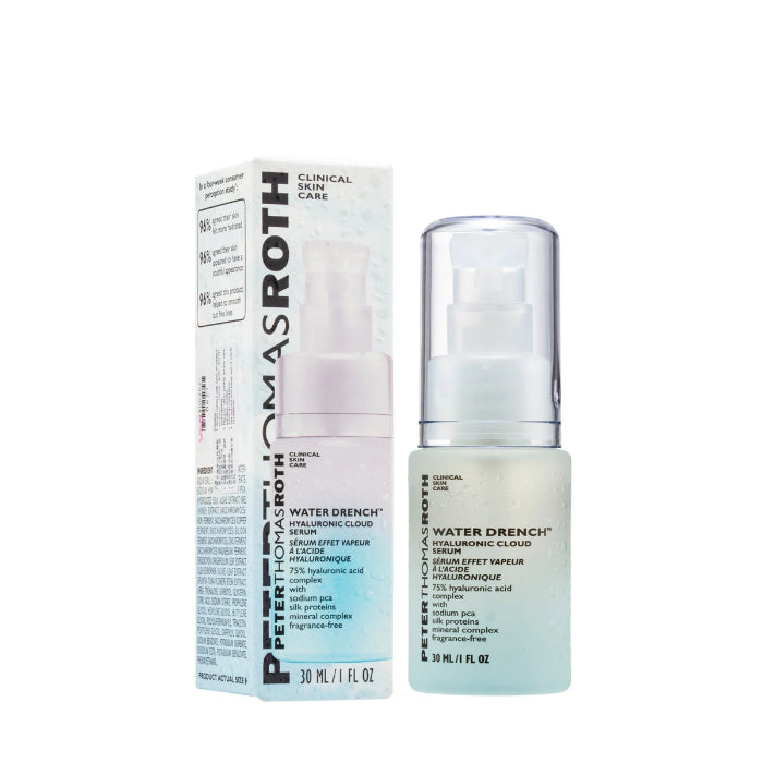 Peter Thomas Roth Water Drench Hyaluronic Cloud Serum 1oz / 30ml
