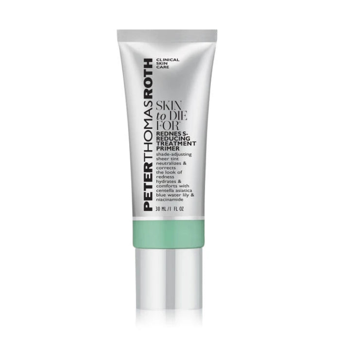 Peter Thomas Roth Skin To Die Redness-Reducing Treatment Primer 1oz / 30ml