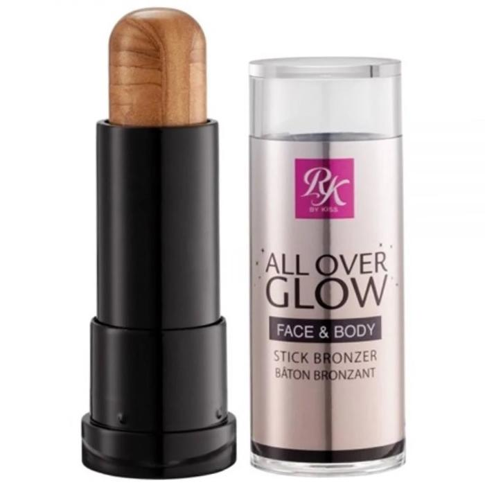 RK By Kiss All Over Glow Face & Body Stick 0.38oz / 11g