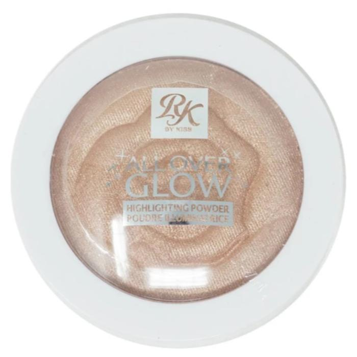 RK By Kiss All Over Glow Highlighting Powder 0.14oz / 4g