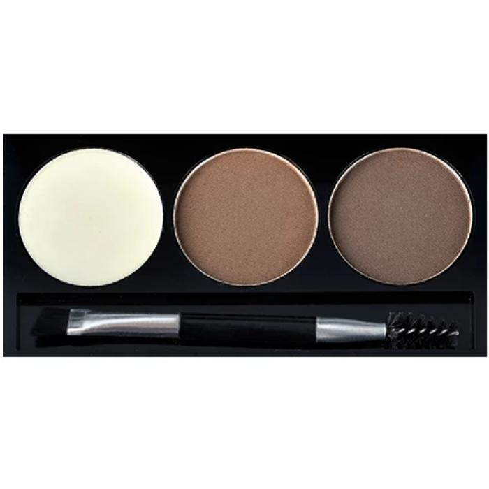 RK By Kiss Go Brow Eyebrow Kit 0.07oz