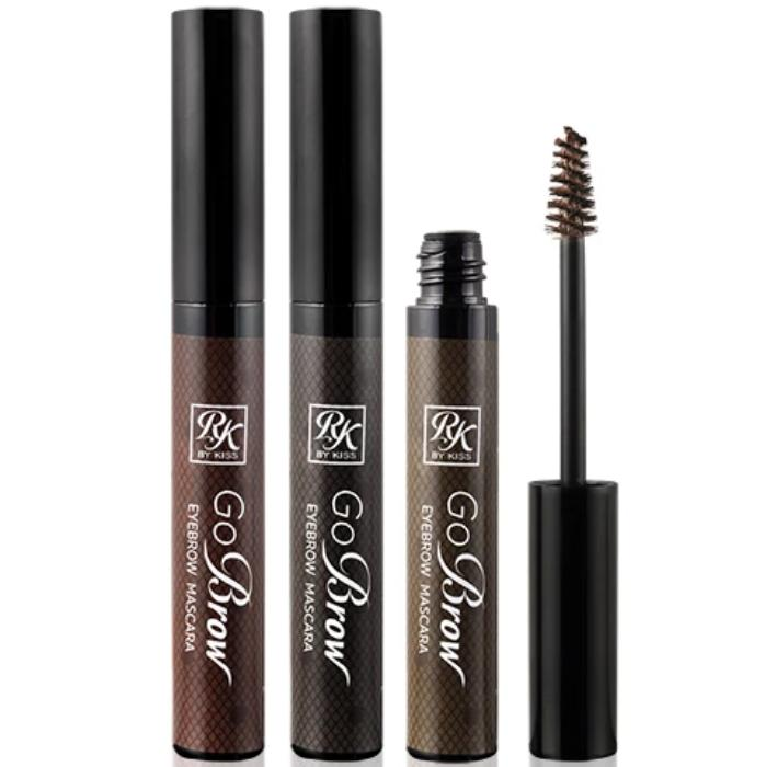 RK By Kiss Go Brow Eyebrow Mascara 0.2oz / 6mL