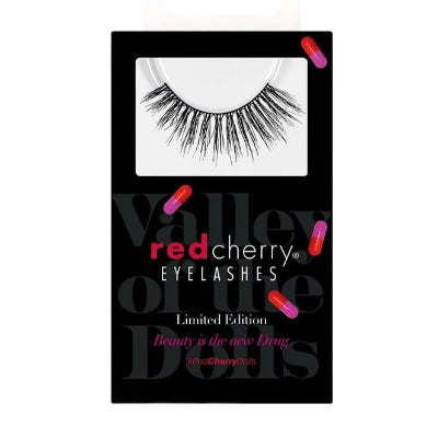 Red Cherry Eyelashes Limited Edition