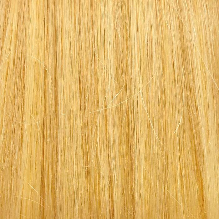 "clip in 18"" long human hair extensions"