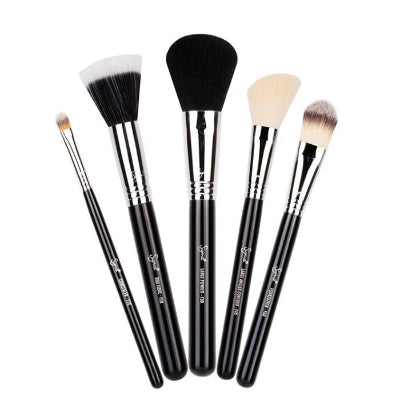 Sigma Basic Face Kit Professional Brush Collection 5oz / 141g