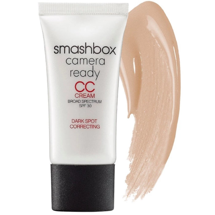 Smashbox Camera Ready CC Cream Broad Spectrum SPF 30 Dark Spot Correcting 1oz / 30ml