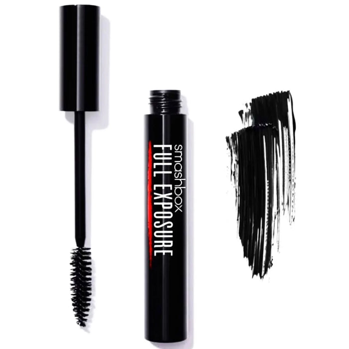 Smashbox Full Exposure Mascara Glossy Volume & Lift Jet Black .32oz / 9.56ml