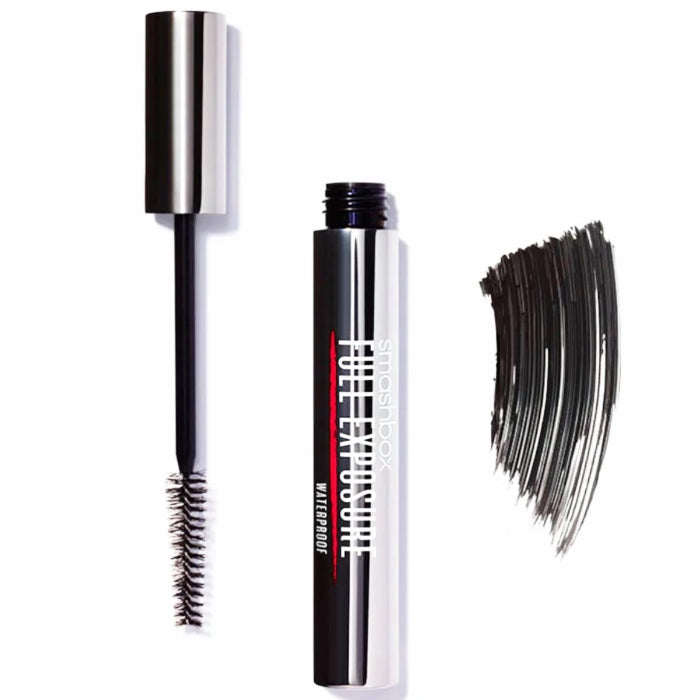 Smashbox Full Exposure Waterproof Mascara Jet Black .27oz / 8ml