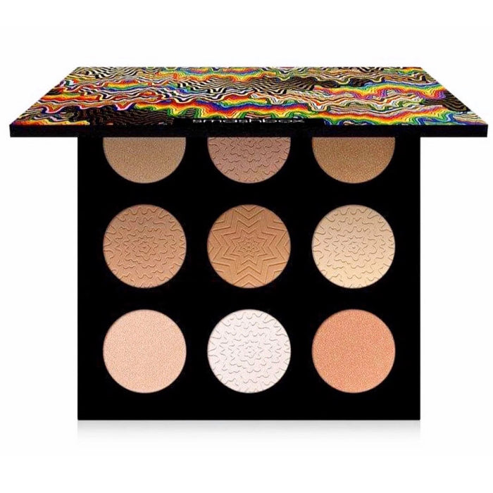 Smashbox Holidaze Contour + Spotlight Palette