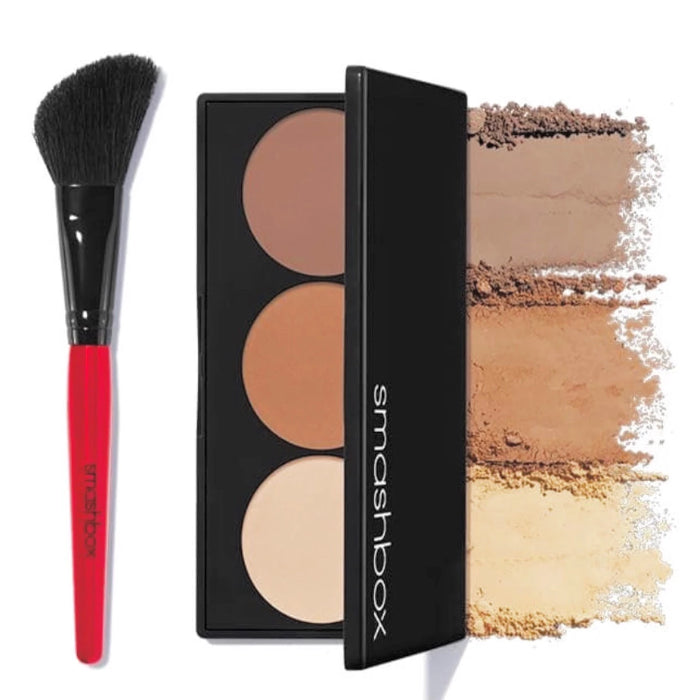 Smashbox Step-By-Step Contour Kit .40oz / 11.47g