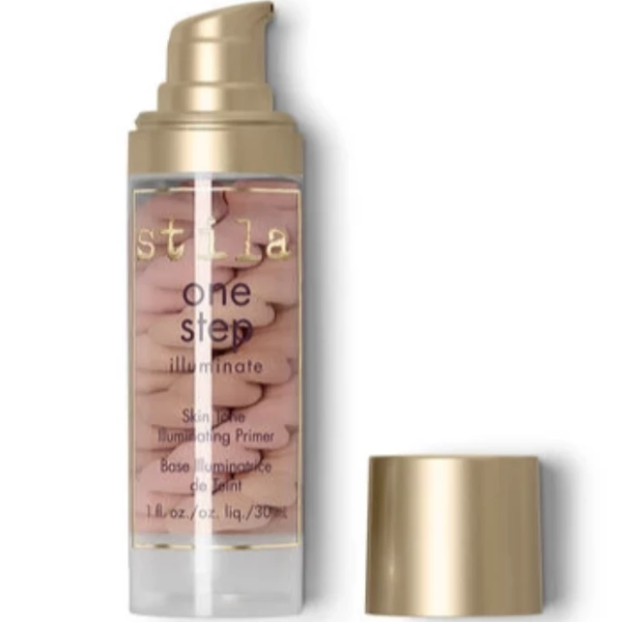 Stila One Step Illuminate Skin Tone Illuminating Primer 1oz / 30ml