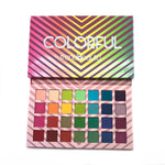 Trendbeauty Colorful 28 Eyeshadow Palette 0.99oz / 28g
