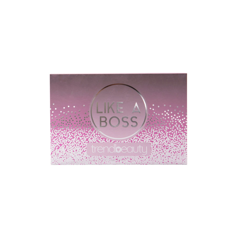 Trendbeauty Like A Boss 18 Eyeshadow Palette 0.63oz / 18g