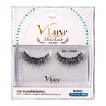 VLuxe By iEnvy Mink Lash High-Grade Silk Chiffon Soft, Lustrous Lashes With Elegant Appeal