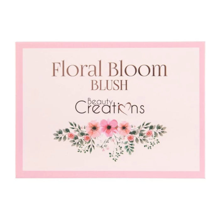 Beauty Creations Floral Bloom Blush Palette