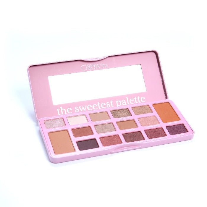 The Sweetest Palette