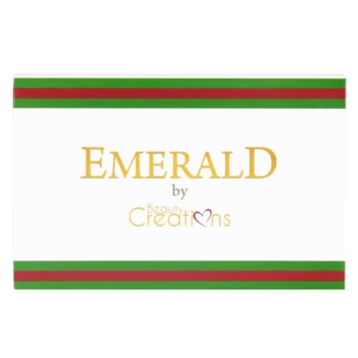Beauty Creations Esmeralda Eyeshadow Palette