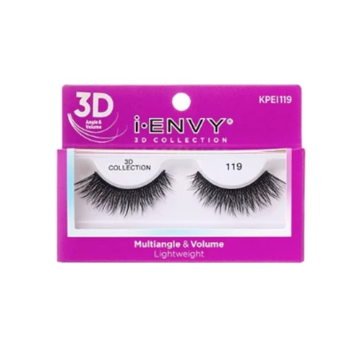 iEnvy By Kiss 3D Eyelashes
