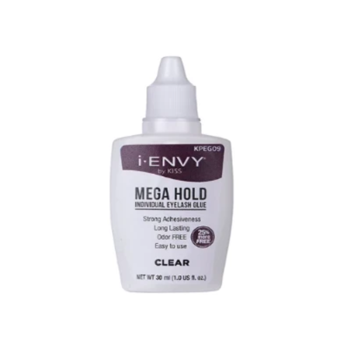 iEnvy By Kiss Mega Hold Individual Eyelash Glue Clear