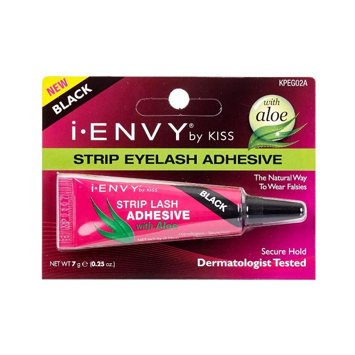 iEnvy By Kiss Strip Eyelashes Adhesive With Aloe 7g / 0.25oz