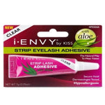 iEnvy By Kiss Strip Eyelashes Adhesive With Aloe Clear
