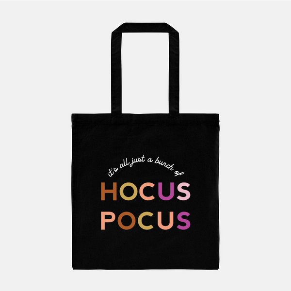 Hocus Pocus Trick or Treat Bag