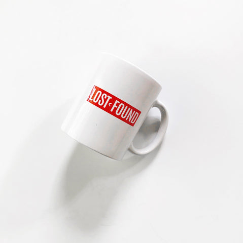SALE | Lost Found Mug