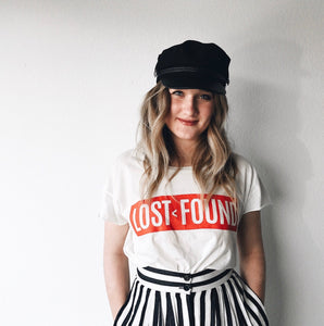 SALE | Lost <Found Tee