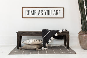 Ready to ship | Come As You Are