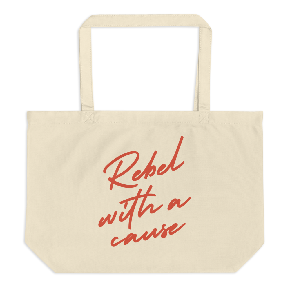 Rebel With A Cause | Tote