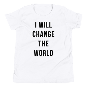 I Will Change The World | Youth